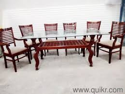 dining table quikr pune. mega sale** quikr certified product - almost like new glass top dining table with quikr pune