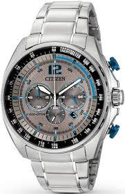 men s citizen eco drive wdr chronograph watch ca4190 54h