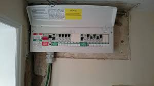 fuse box replacement and upgrade fuse box replacement or consumer unit upgrades