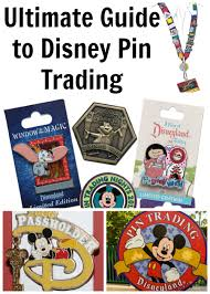 Disney Pin To Guide Ultimate Trading xqE7YwTR