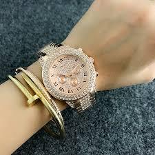 2019 <b>New Fashion</b> Luxury <b>Brand</b> Women Dress Watches <b>Rosy</b> Gold ...