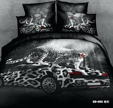 bright colored queen comforter sets black and white leopard print bedding set super king size quilt
