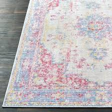 pink and white area rug blue and pink rug vintage distressed oriental rectangle pink blue area pink and white area rug