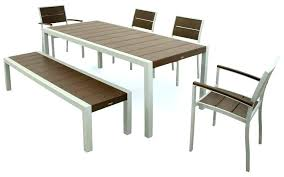 wooden outside table small folding garden table unique round wood