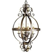 lambent sphere chandelier the coronation and also attractive view 4 of by currey co