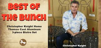 best of the bunch thomas cast aluminum dark gold 3 piece bistro set christopher knight home