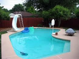 Contemporary Home Swimming Pools Large M Intended Inspiration