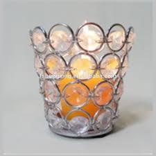 Beaded Tea Light Candle Holders Hot Sale Crystal Beads Tea Light Candle Holder Small Candle Holder For Wedding Buy Tea Tree Light Candle Holder Tea Light Crystal Candle
