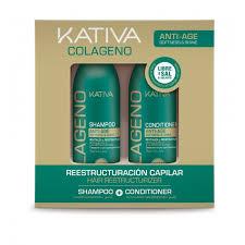 Collageno Набор <b>коллагеновый шампунь</b> и кондиционер 2х100 ...
