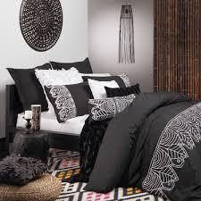 Logan & Mason Ultima Zulu Quilt Cover Set Black | Spotlight ... & Logan & Mason Ultima Zulu Quilt Cover Set Black | Spotlight Australia Adamdwight.com