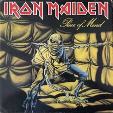 <b>Iron Maiden</b> - <b>Piece</b> Of Mind | Releases | Discogs