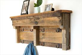 Reclaimed Wood Coat Rack Shelf pallet wood shelving unit Yahoo Image Search Results Dining Room 30
