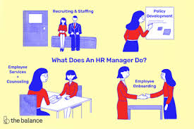 Executive Recruiters Job Description See A Sample Human Resources Manager Job Description