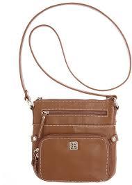 bernini giani handbag pebble leather cross bag small