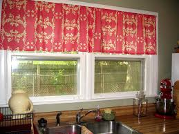 Kitchen Window Covering Wood Window Valance Ideas Black Kitchen Curtains And Valances