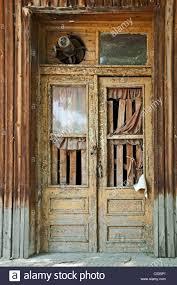 very old door vertical image