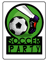 Soccer Party Invitations Free Printable Soccer Theme Party Invitations