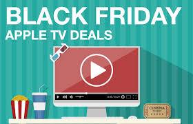 best black friday apple tv deals 2018 save at least 10 on apple tv 4k models