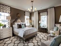 transitional bedroom design. Transitional Style Bedroom In Brown With Blue Design T
