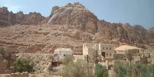 Al-Ula, Kota Hantu di Arab Saudi yang Bikin Penasaran : Okezone Haji