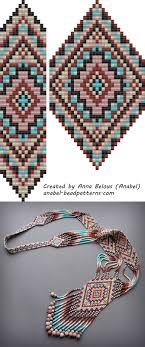 Bead Loom Patterns For Beginners Best Inspiration Design