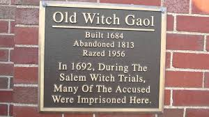 Image result for witch trials salem massachusetts