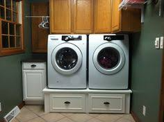universal washer and dryer pedestal. Perfect Dryer Washer U0026 Dryer Pedestal  Platform With Drawers  Do It Yourself Home  Projects From Ana White Laundry Rooms Pinterest White And To Universal And
