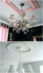 what size medallion for chandelier what e medallion for foyer chandelier chandelier ceiling medallion on ceiling