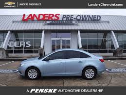 2011 Used Chevrolet Cruze 4dr Sedan LS at Landers Chevrolet ...