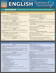 English Grammar Punctuation 9781423218654 Barcharts Publishing