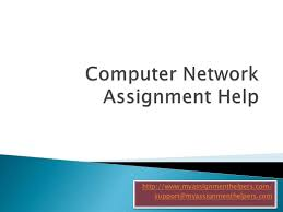 computer network assignment help