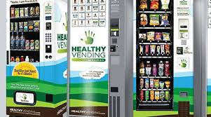 Large Vending Machines Magnificent Press A48 For Health Healthier Vending In Baltimore Baltimore