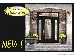 black glass front door. Old World Traditional Glass Doors Black Front Door I