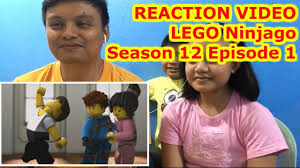 Reaction Video LEGO Ninjago Season 12 Original Shorts Minisode 1 Let's  Dance - YouTube