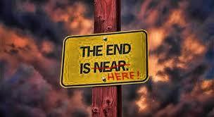Αποτέλεσμα εικόνας για SIGNS OF THE END