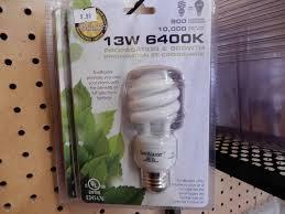 6400k Grow Light Grow Light Sunblaster 13w 6400k Kool Breeze Farms