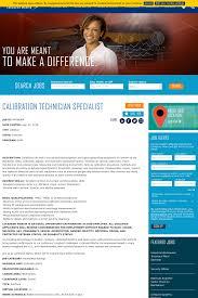 Calibration Technicians Calibration Technician Specialist Job At Lockheed Martin In