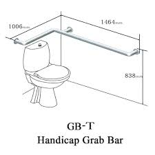 ada shower grab bar height shower stall grab bar height handicap bars at rs piece veer ada shower grab bar height