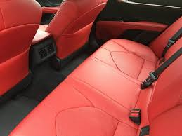 2018 toyota camry se red interior. 2018 toyota camry - first drives of le, xle and xse -zeid nasser inside se red interior n