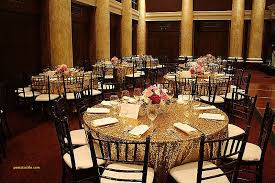 gold table linens basic polyester 90 inch