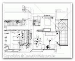Bedroom Autocad Design