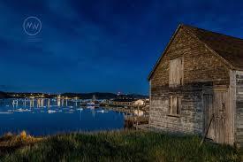 Harbor Lights Inn Twillingate Newfoundland Twillingate Night Michael Winsor Photo House Styles House