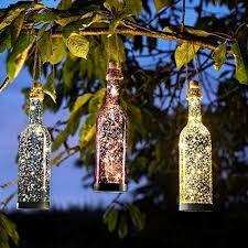 battery garden. smart garden stellar decor bottle light (battery powered) battery