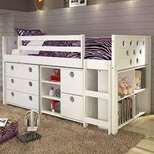 donco kids loft bed. Brilliant Loft Donco Kids Circles Twin Loft Bed With Storage Inside