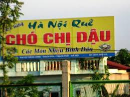 Image result for Nhà Hàng Chó Chi Dậu