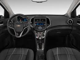2012 Chevrolet Sonic Cockpit Interior Photo | Automotive.com