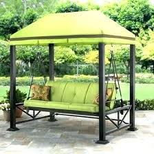 outdoor patio swing canopy replacement top yard with 2 person porch idea parts or outdoor swing canopy