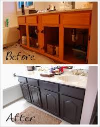 bathroom cabinet redo. Bathroom Design:Painting Cabinets Unique Tremendous Diy Paint Clever Nest Repainting Cabinet Redo T