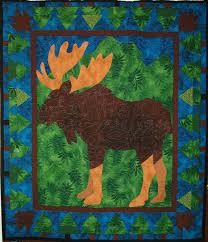 Moose Quilt Pattern | MeadowLyon Designs & Moose Quilt Pattern Adamdwight.com