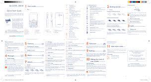 Alcatel 2001X Quick Start Manual ...